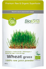 Biotona Wheat Grass 100% Raw Juice Powder – 200g