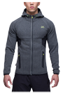 Gym Aesthetics Hoodie Jacke Herren Muscle Fit 2.0