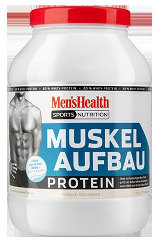 Protein Zum Muskelaufbau