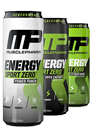 MusclePharm Energy Sport Zero - 355ml