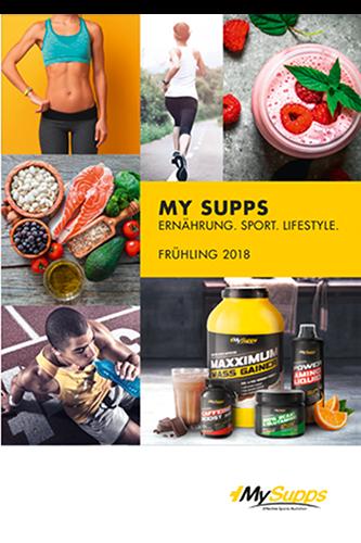 My Supps Katalog