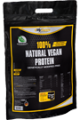 My Supps 100% Natural Vegan Protein - 2kg