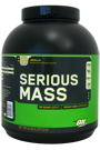 Optimum Nutrition Serious Mass - 2,73kg