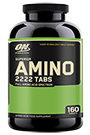 Optimum Nutrition Superior Amino 2222 - 160 Tabs