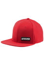 Under Armour Cap Embossed Flat - red