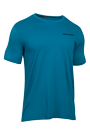 Under Armour T-Shirt Herren Charged Cotton kurzärmlig - blue