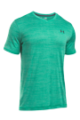 Under Armour T-Shirt Herren Tech kurzärmlig - green