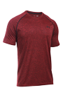 Under Armour Shirt Tech - red