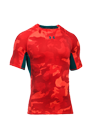 Under Armour T-Shirt HG Armour Herren kurzärmlig - red