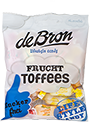 de Bron Low Sugar Frucht-Toffee - 90g