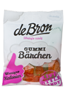 de Bron Low Sugar Gummi Bärchen - 100g