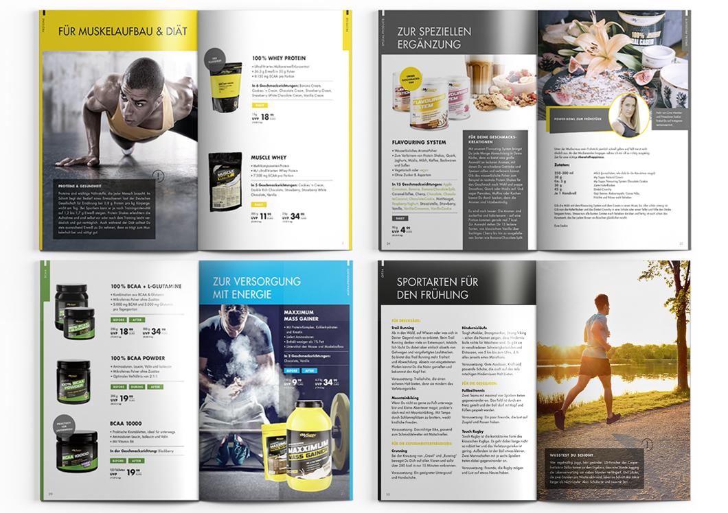 Body Attack Katalog 2017