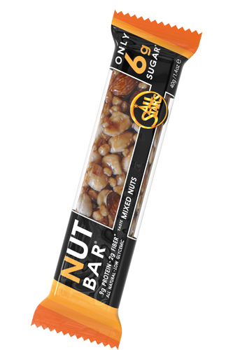 All Stars Nut Bar Mixed Nuts - 40g - Abbildung vergrößern!