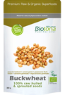 Biotona Buckwheat raw hulled & sproutet seeds - 300g