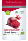 Biotona Red Beet Raw Powder - 200g
