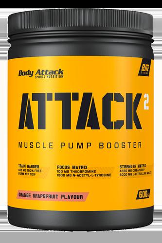 Body Attack ATTACK <sup>2</sup>  - 600g - Abbildung vergrößern!