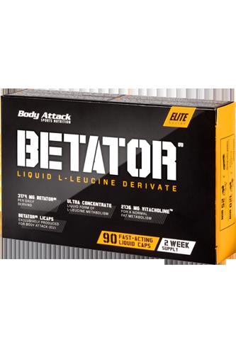 Body Attack BETATOR® - 90 Caps - Abbildung vergrößern!