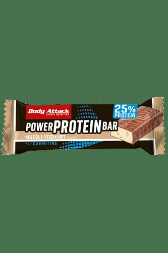 Body Attack Power Protein-Bar - 35g - Abbildung vergr��ern!