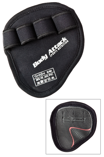 Body Attack Sports Nutrition Grip Pads - Abbildung vergrößern!