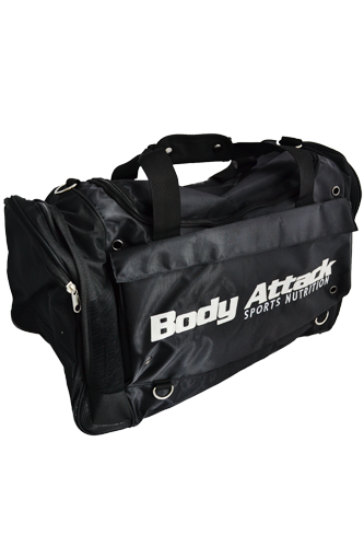 Body Attack Sports Nutrition Sportsbag - Abbildung vergrößern!