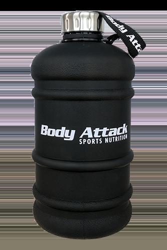 Body Attack Sports Nutrition Water Bottle XXL 2,2 Liter - Special Edition - Abbildung vergrößern!