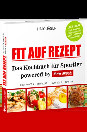 Body Attack Sports Nutrition Fit auf Rezept - Abbildung vergrößern!