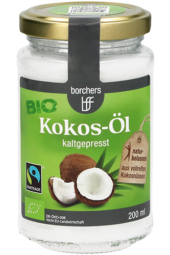 Borchers Bio Kokos-Öl - 200ml