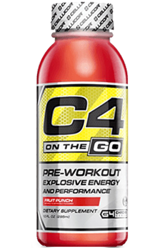 Cellucor C4 On The Go - 296ml