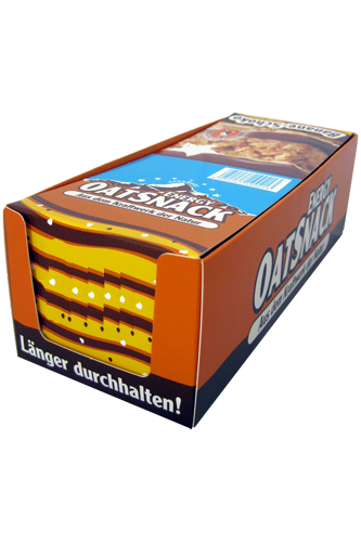 DAVINA Energy OatSnack Variety Pack - 15er Pack - Abbildung vergrößern!