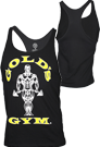 Gold´s Gym Stringer Tank Muscle Joe Premium Black