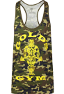 Gold´s Gym Stringer Tank Muscle Joe Premium Camo Green