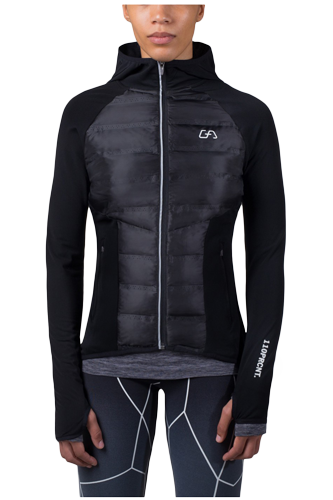 Gym Aesthetics Trainingsjacke Damen Ultrasonic - Abbildung vergrößern!