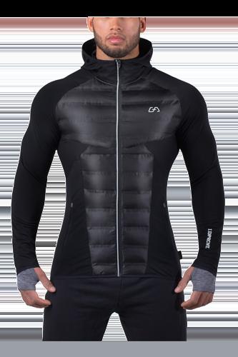 Gym Aesthetics Trainingsjacke Herren Ultrasonic - Abbildung vergrößern!