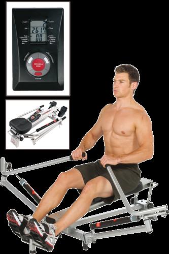 Hammer Rower Cobra Rudergerät - Abbildung vergrößern!