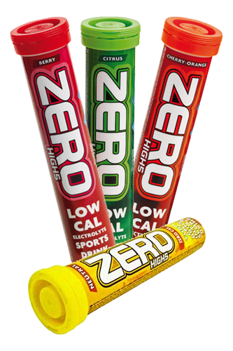High5 Zero Tube - 20 Tabs