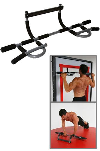 Iron Gym™ Xtreme Klimmzugstange - Abbildung vergrößern!