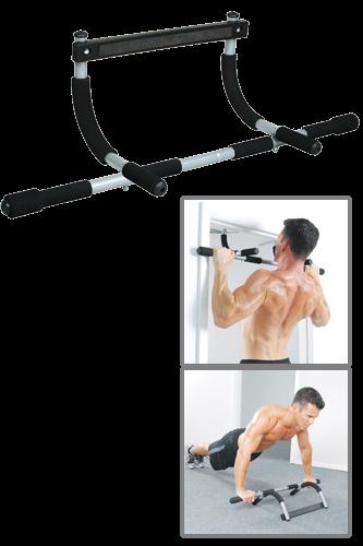 Iron Gym™ Klimmzugstange - Abbildung vergrößern!