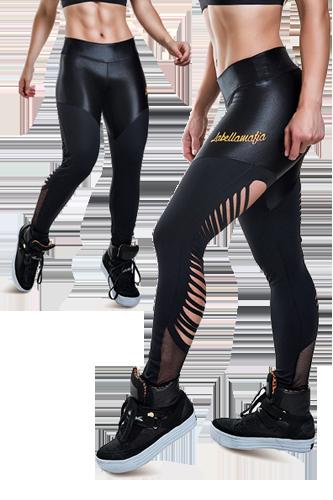 LaBellaMafia Legging CUT TIGHT - Abbildung vergrößern!