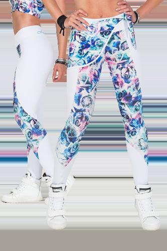 Labellamafia Legging Rainbow Roses - Abbildung vergrößern!