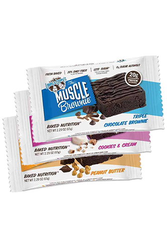 Lenny & Larry´s Muscle Brownie - 65 g