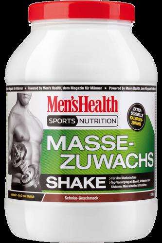 Men´s Health Massezuwachs Shake 1200g - Abbildung vergrößern!