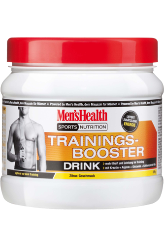 Men´s Health Trainingsbooster Drink - 375g