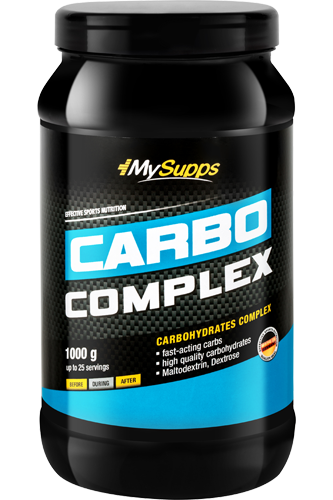 My Supps Carbo Complex - 1kg
