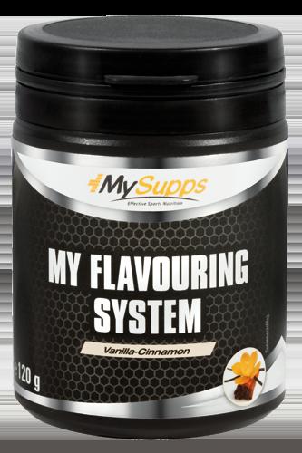 My Supps Flavouring System 120g Restposten - Abbildung vergrößern!