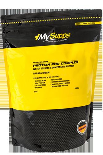 My Supps Protein Pro Complex - 1000g - Abbildung vergr��ern!