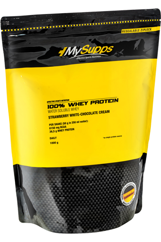 My Supps 100% Whey Protein - 1kg