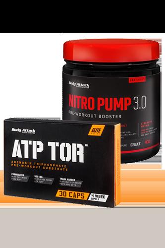 NOX ATTACK Pack: Nitro Pump 3.0 + ATP TOR - Abbildung vergrößern!