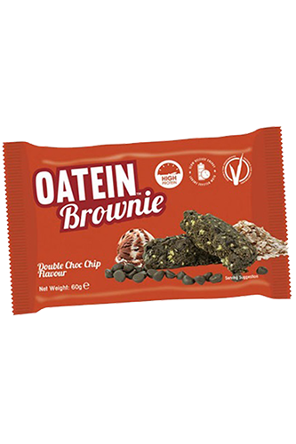 Oatein Brownie Double Chocolate Chip - 60g
