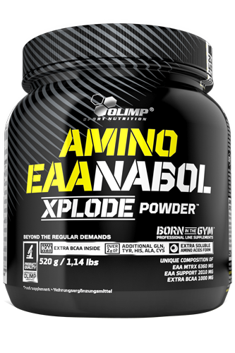 Olimp Amino EAAnabol Xplode - 520g - Abbildung vergrößern!
