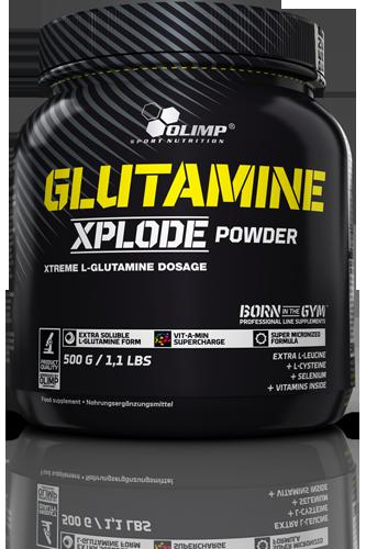 Olimp Glutamine Xplode Powder – 500g - Abbildung vergrößern!